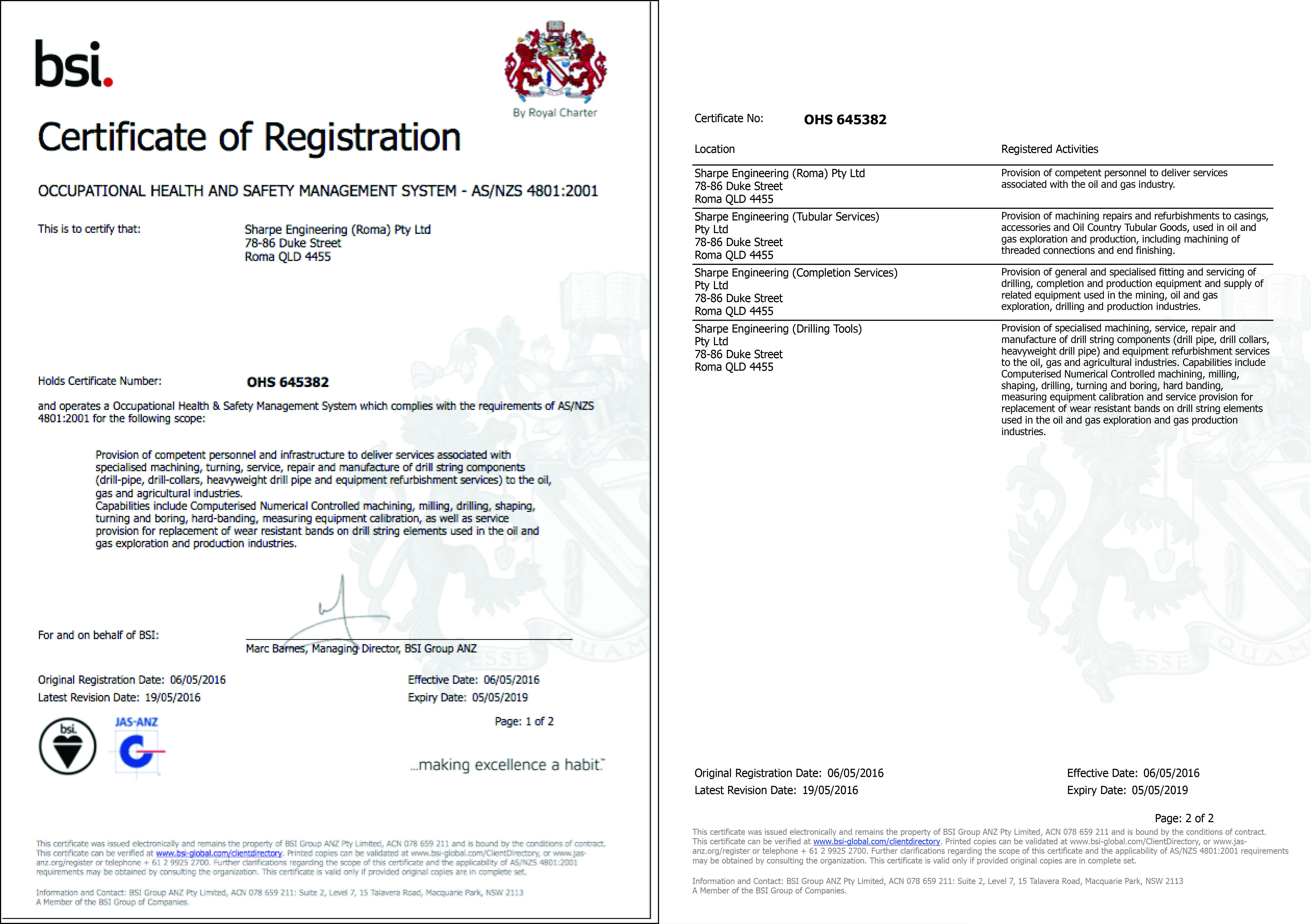 Asnzs certification home asnzs certification 1betcityfo Image collections